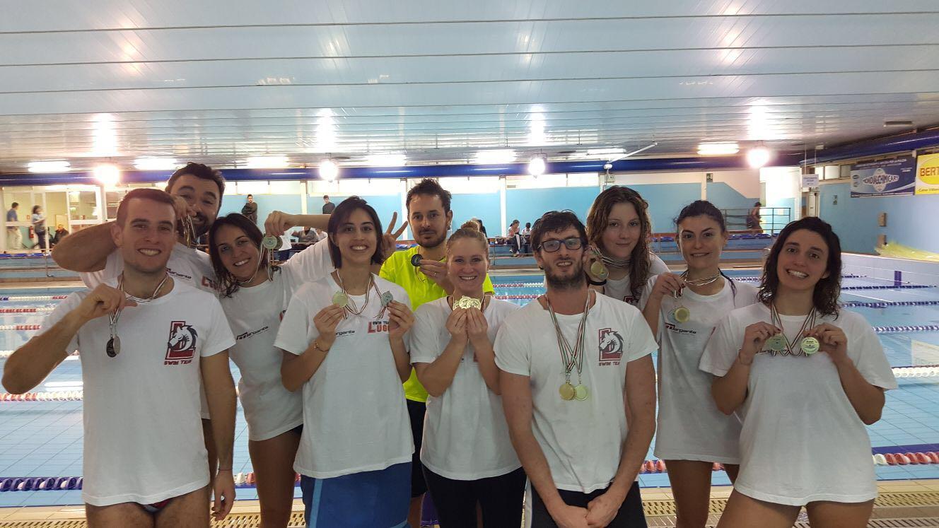 I trofeo nuoto master citt di ferrara swim team lugo for Libertas nuoto lugo