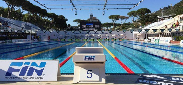 Campionati Italiani estivi FIN a Roma
