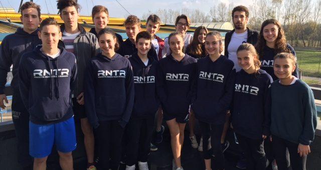 Un weekend lungo di gare per il gruppo Swim Team Lugo
