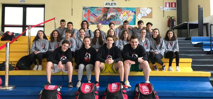 Swim Team Lugo al Meeting di Primavera